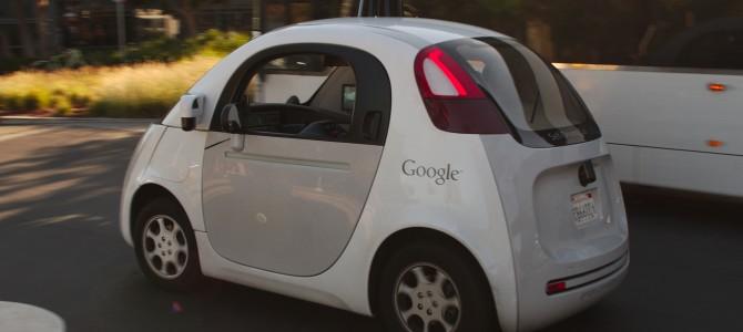 Accidente de coche autónomo de Google