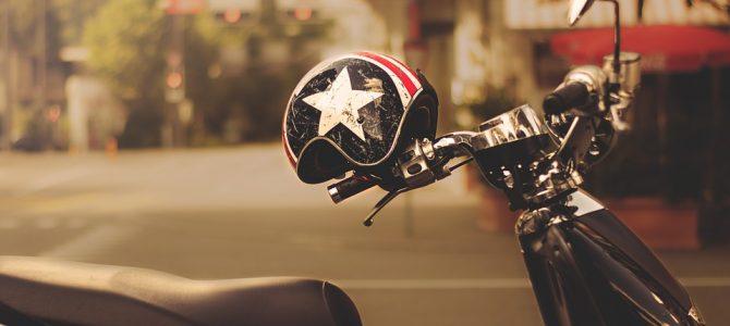 Accidente de moto y baja laboral
