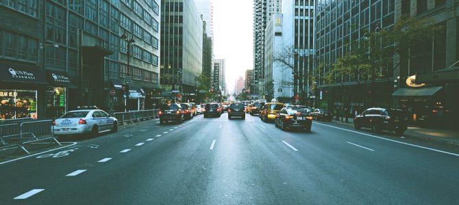 Accidente de tráfico en el trabajo