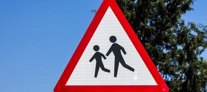 Accidentes de tráfico con menores de edad