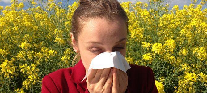 Consejos para conductores con alergia