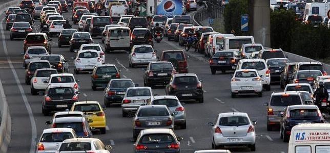 Baja el número de fallecidos en accidente de tráfico en España