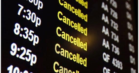 ¿Qué pasa si mi vuelo se cancela?