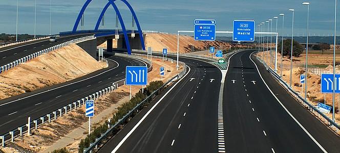 Circular por autopista reduce la probabilidad de accidentes