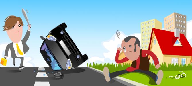 Cómo conseguir la mayor indemnización por accidente de tráfico