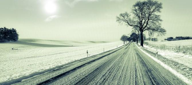 Cómo evitar accidentes de tráfico en nieve y hielo