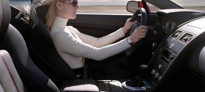 Hombre al volante duplica al riesgo de accidente de tráfico