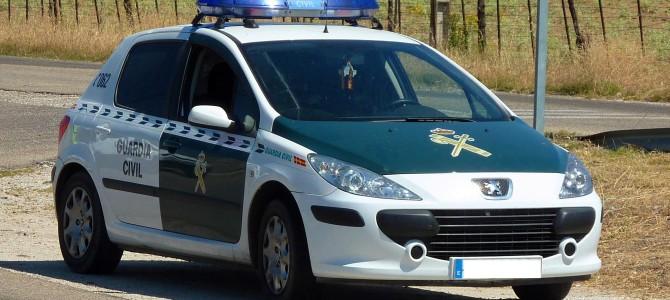 Indemnización para un guardia civil herido en servicio