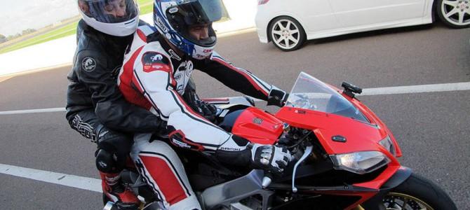 Las motos tienen más riesgo de accidente de tráfico que los coches