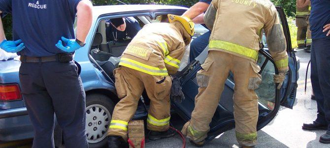Las lesiones en accidentes de tráfico