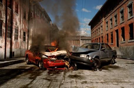 Los extranjeros que más accidentes de tráfico sufren