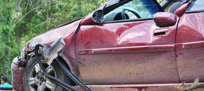 Muerte en accidente de tráfico