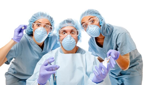 Negligencia médica, indemnización de 40000 euros