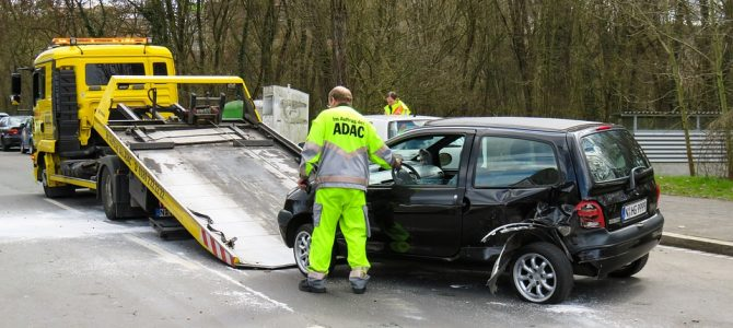 ¿Qué debo saber para reclamar un accidente de tráfico?