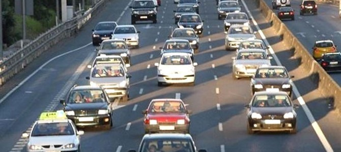 Se reducen las muertes en accidentes de tráfico interurbanos