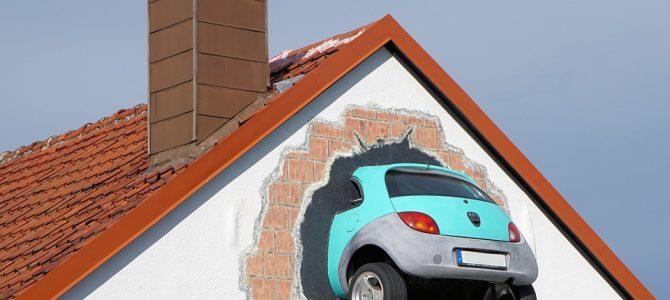 Seguro del hogar y accidente de tráfico