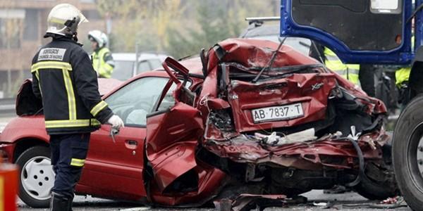 Aumentan las indemnizaciones por accidente de tráfico en Valencia y también los falsos accidentes