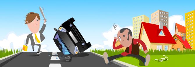 TodoAccidente - Accidente de tráfico