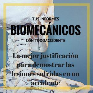 Todoaccidente y los informes biomecánicos