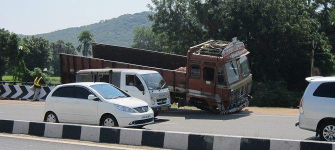 Traumatismos en accidentes de tráfico