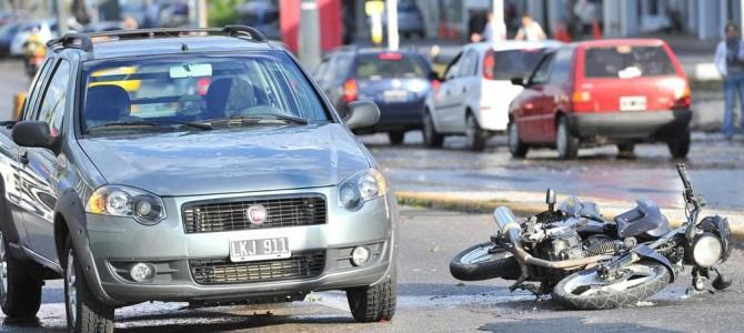 Un herido grave en un accidente en Valencia