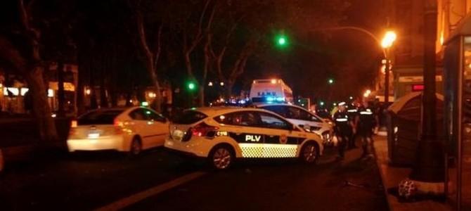 Una mujer muy grave tras un atropello en Valencia
